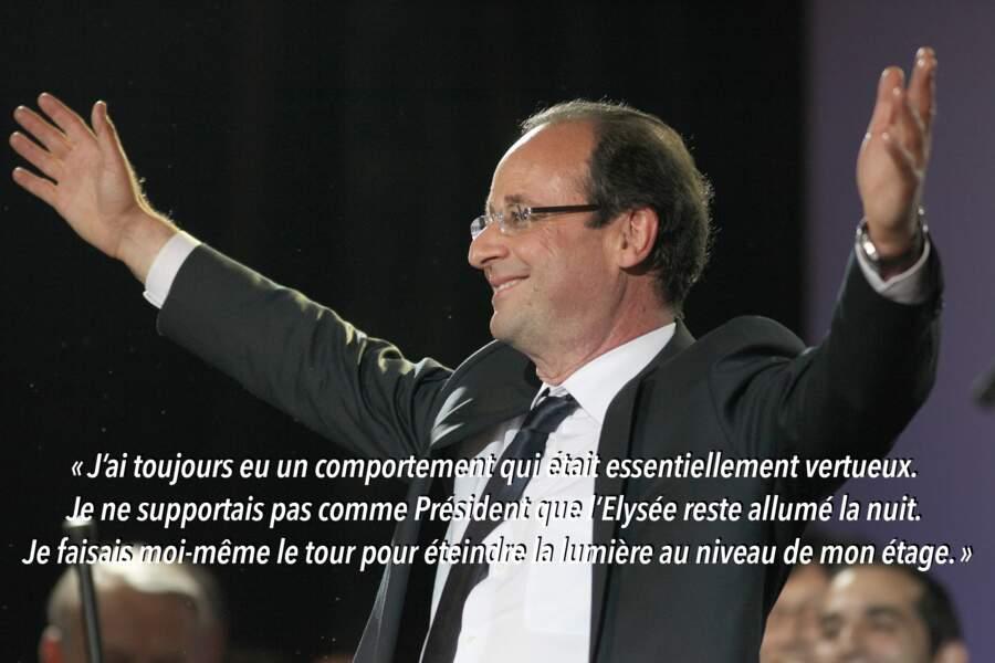 François Hollande (encore)
