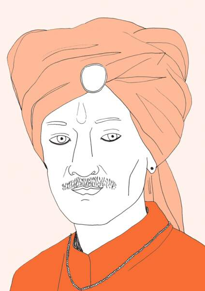 Manvendra Singh Gohil 1965-