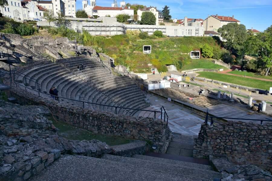 Lyon a été « la capitale des Gaules » pendant 300 ans