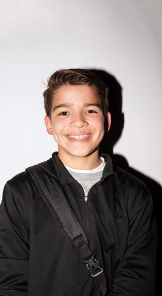 Josiah Frick, 12 ans, Alabama