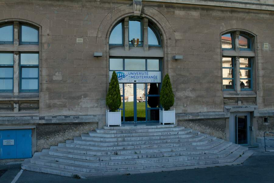 Marseille accueille de nombreux étudiants