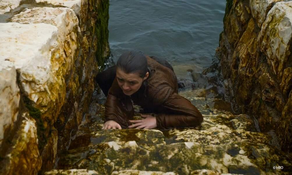 Le canal de Braavos à Westeros