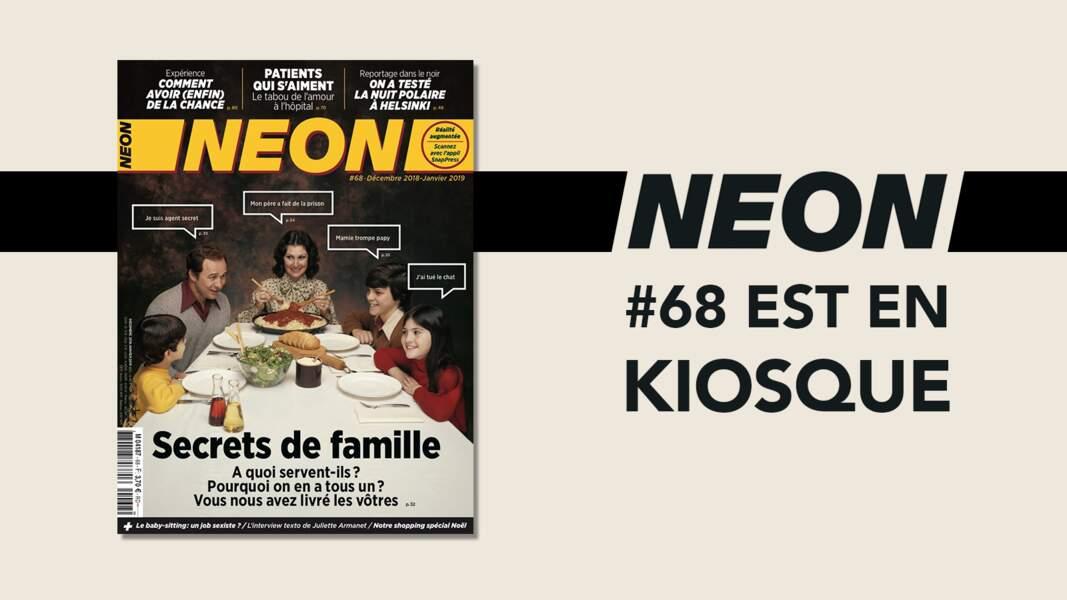 NEON #68 est en kiosque