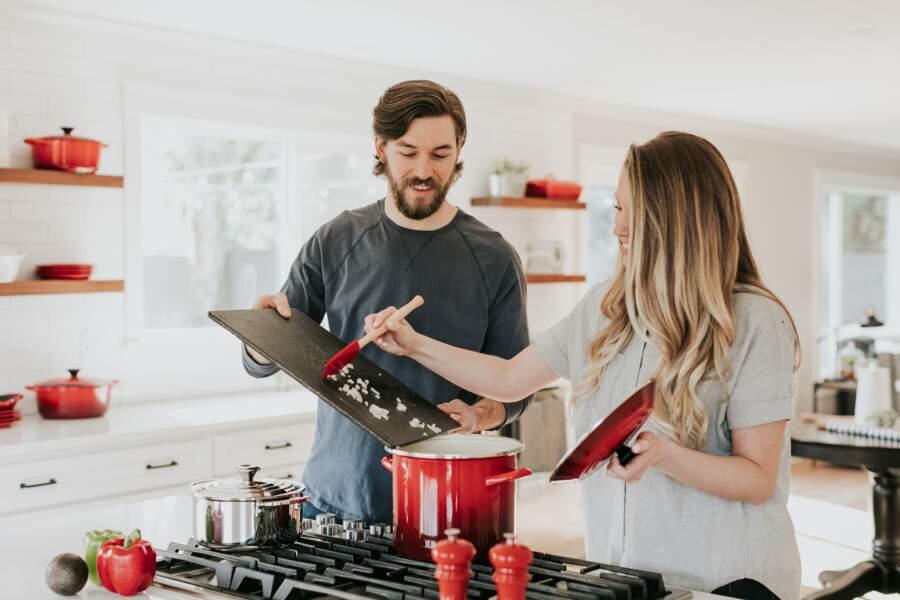55 % des Français estiment que la répartition des tâches n'est pas un problème dans leur couple