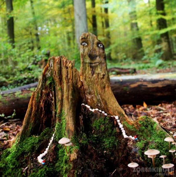 Les arbres ont des yeux