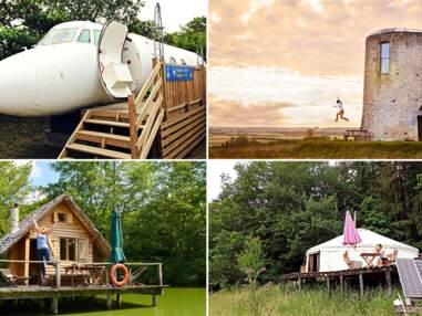 Moulin, avion, yourte... : Les 8 Airbnb les plus fous de France