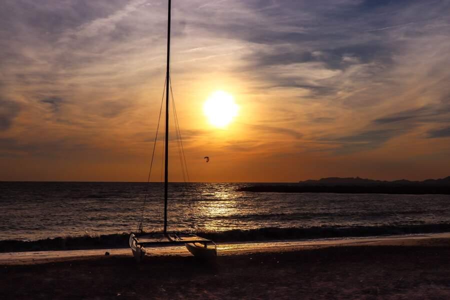 Marseille bénéficie de 320 jours d'ensoleillement par an