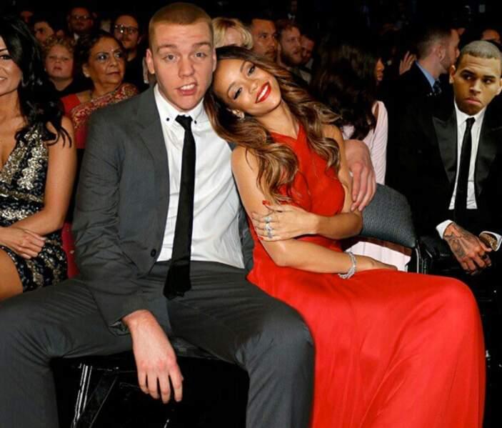 Il s'ennuie avec Rihanna
