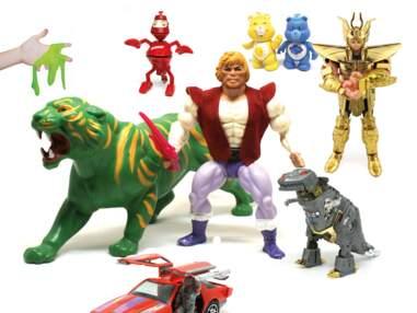 Musclor, les Bisounours, le slime, G.I. Joe… l'histoire secrète des jouets de notre enfance