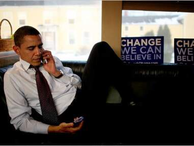 Obama checke vos e-mails