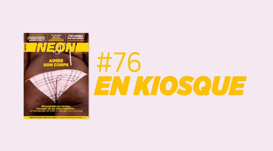 Soutenez NEON : découvrez le magazine