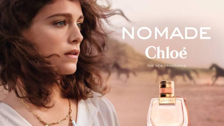 Nomade, le nouveau parfum de la Maison Chloé