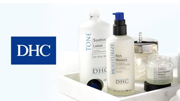 DHC, le soin de la peau comme art de vivre