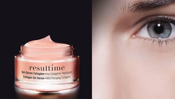 Un effet nouvelle peau en 8h chrono avec Resultime