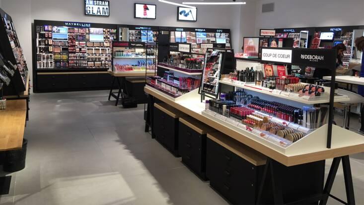 Monoprix ouvre son premier Drugstore Beauté à Paris