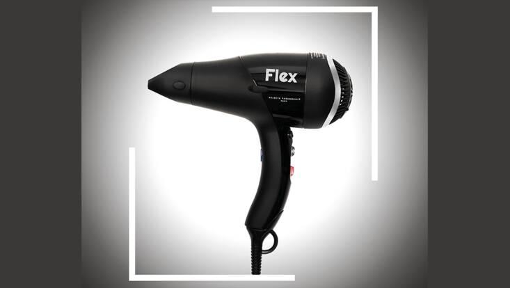 Le Flex, le sèche-cheveux ultra performant Velecta Paramount