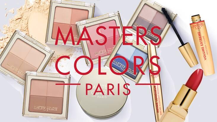 Masters Colors ou la beauté pour toutes en toutes saisons