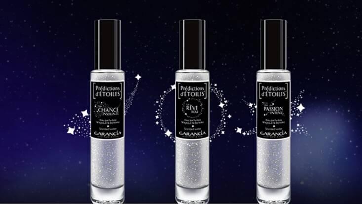 Prédictions d'Étoiles, la magie parfumée selon Garancia