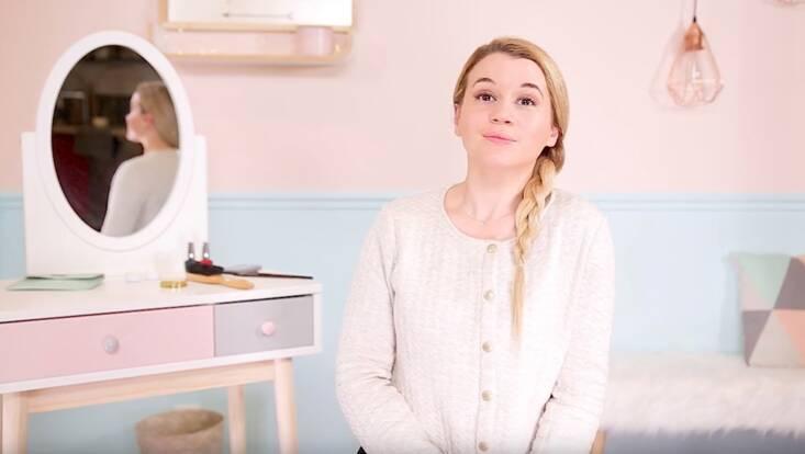 Tuto vidéo : Comment réaliser une tresse ?