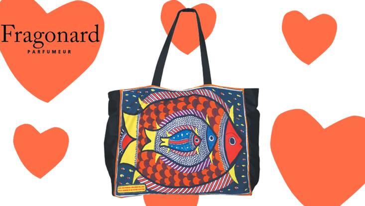 Le Charity Bag Fragonard Edition 2018 est arrivé