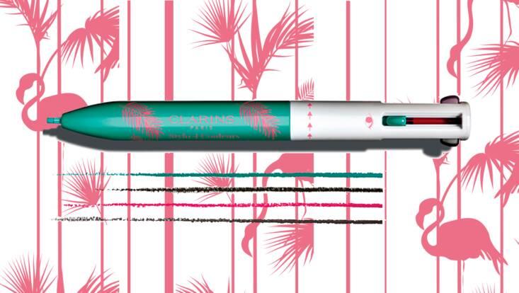 Le stylo très stylé de Clarins