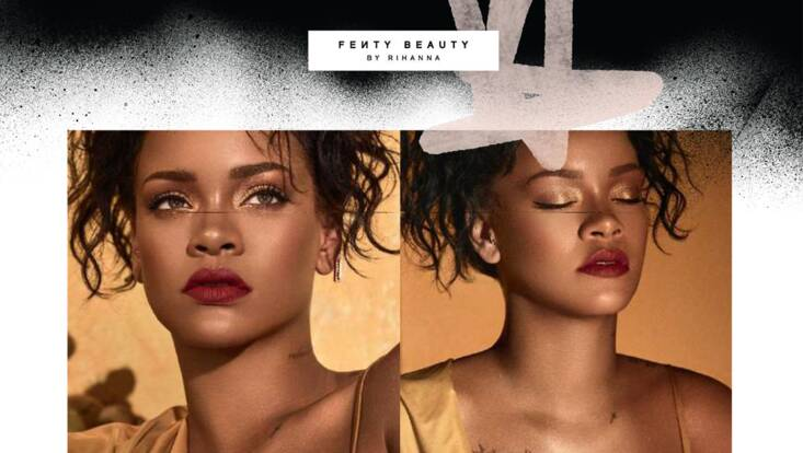 Moroccan Spice, la collection très hot de Fenty Beauty