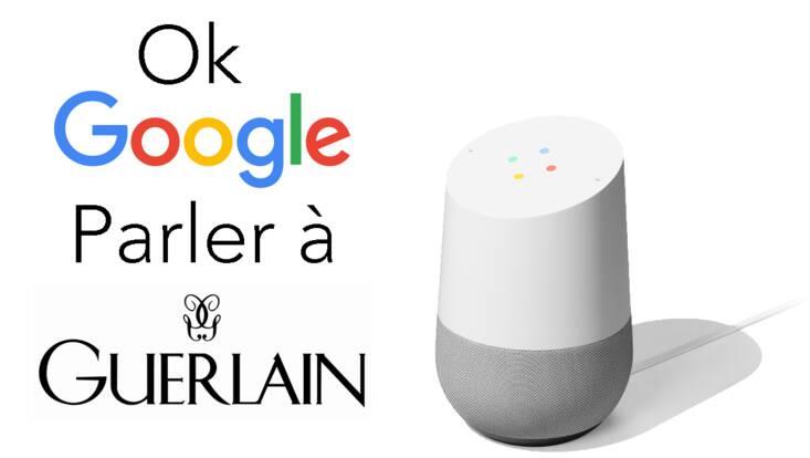 Guerlain x Google : Quand le parfum rencontre la tech