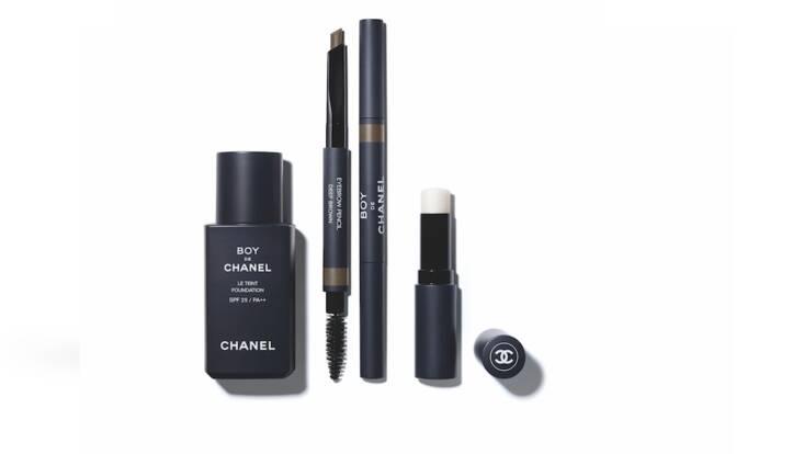 Chanel lance sa première ligne de maquillage pour hommes
