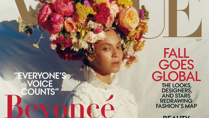 Beyoncé : Sir John l'habille d'un make-up Marc Jacobs Beauty
