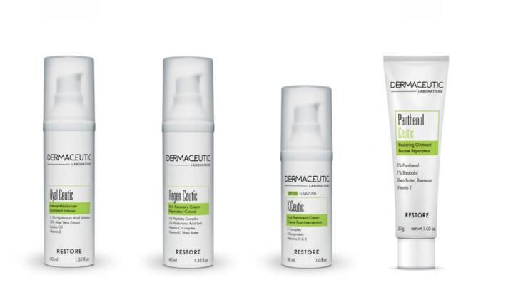 Dermaceutic restaure la santé de votre peau