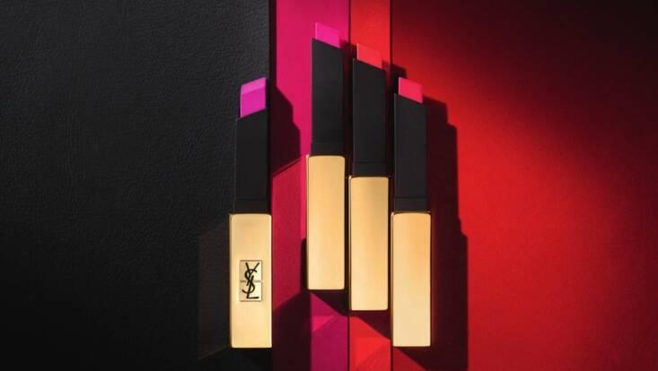 Rouge Pur Couture The Slim, la matité autrement par Yves Saint Laurent
