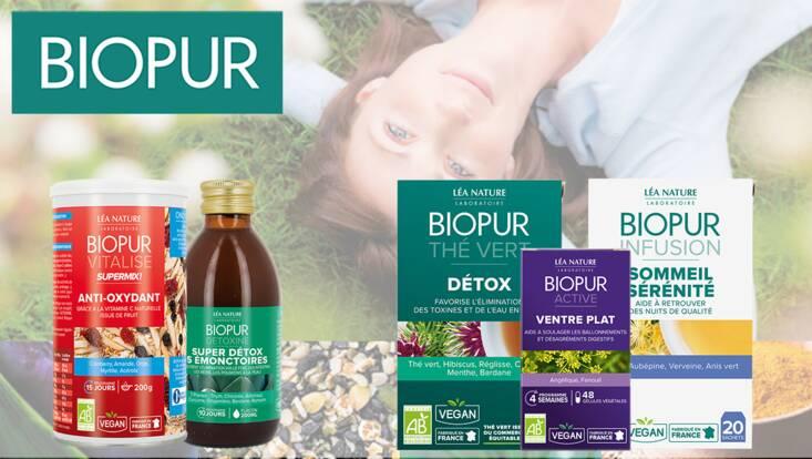 Biopur met la nature au service du bien-être