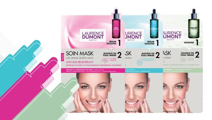 Laurence Dumont se met aux soins visage