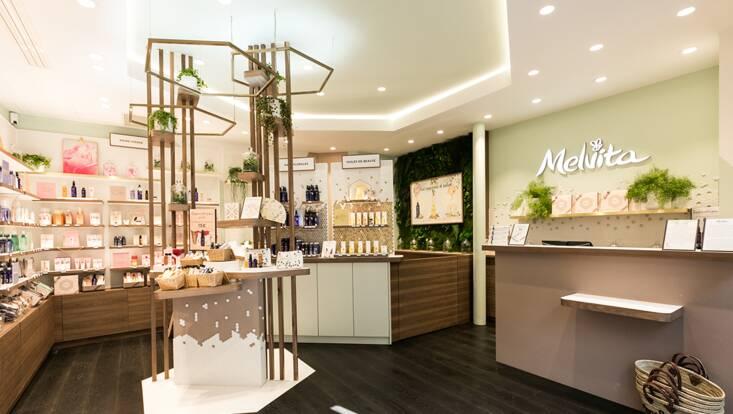 Melvita ouvre une nouvelle boutique à Paris