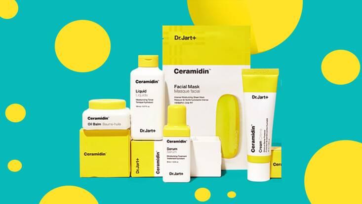 Ceramidin fait peau neuve chez Dr Jart+