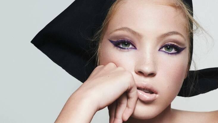 Lila Moss sera l'égérie 2019 de Marc Jacobs Beauty