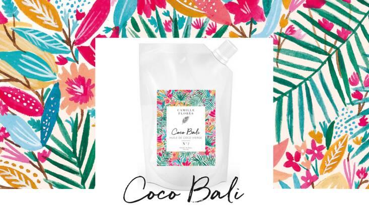 Coco Bali N°1, le début d'une saga douceur par Camille Florès