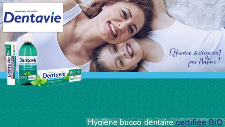 Dentavie : un sourire ultra-bright et ultra-bio