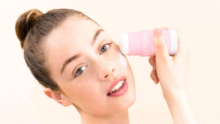 La Rosée invente le premier Masque en Stick