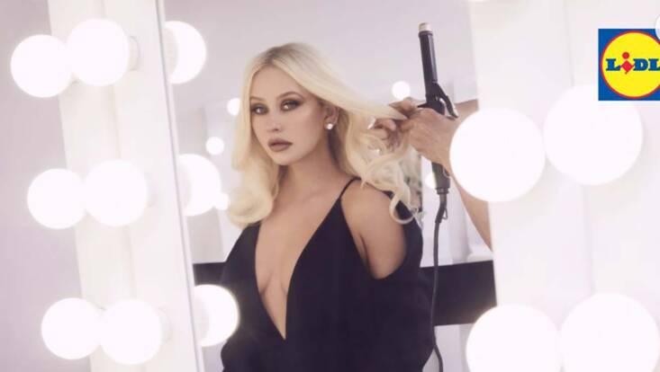 Christina Aguilera signe sa première collaboration avec Lidl