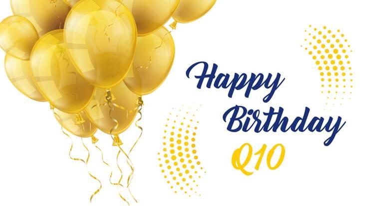 20 bougies pour la gamme Q10 de Nivea