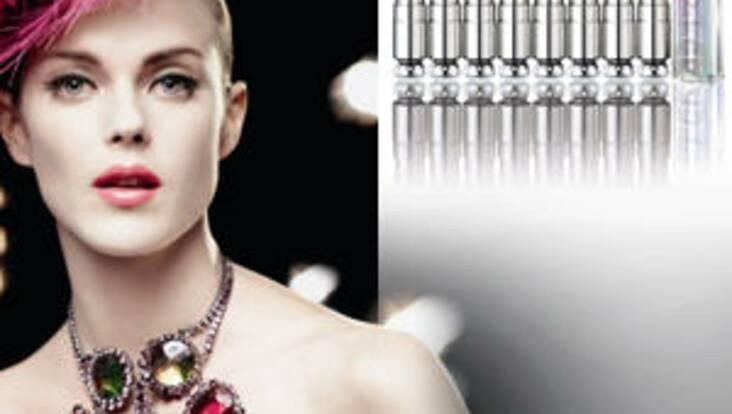 Un sourire de top modèle avec Dior