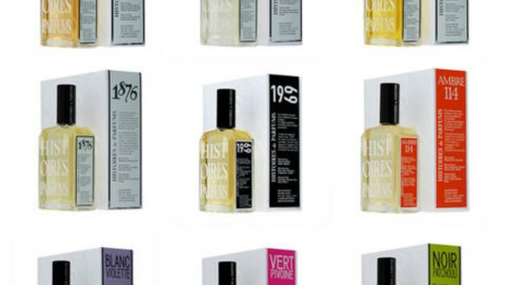 Histoires de Parfums, des parfums à lire sur la peau
