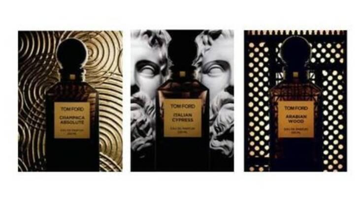 Lafayette Tom Ford Aux Haussmann L'honneur Les À Parfums Galeries wP80nOk