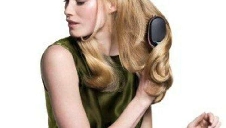 On adore... La Brosse Braun Satin Hair Iontec