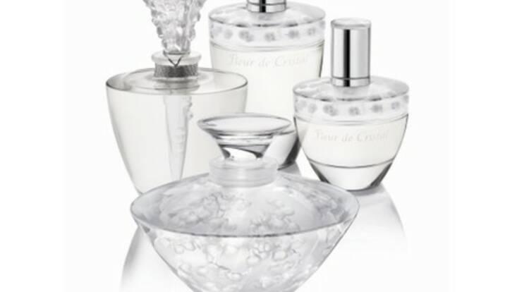 Fleur de Cristal, hommage olfactif d\'exception à René Lalique