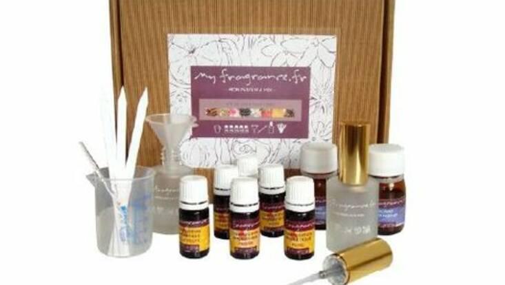 Jouez les apprentis parfumeurs grâce à  myfragrance.fr