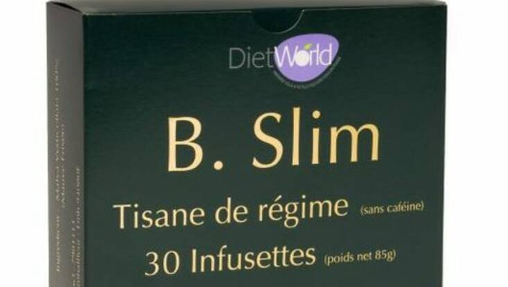 On adore... B.Slim de Diet World