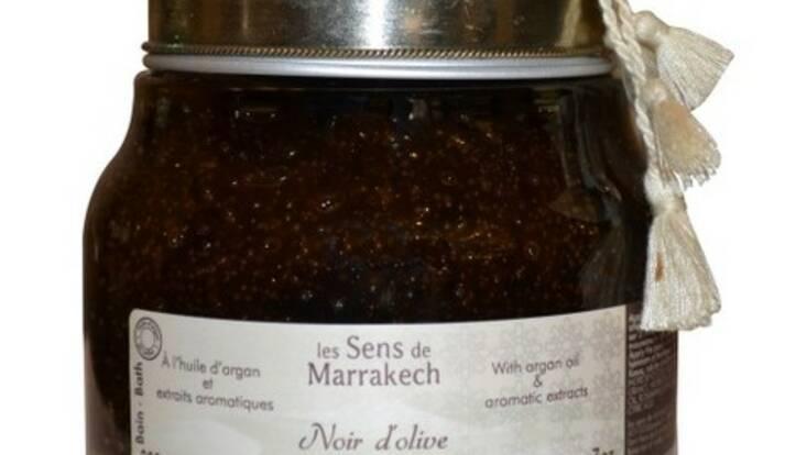 Noir d'Olive, la tradition du savon noir par Les Sens de Marrakech