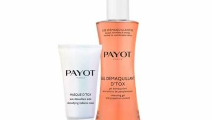 Un duo D'Tox signé Payot
